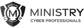 Ministry Cyber Professionals Logo